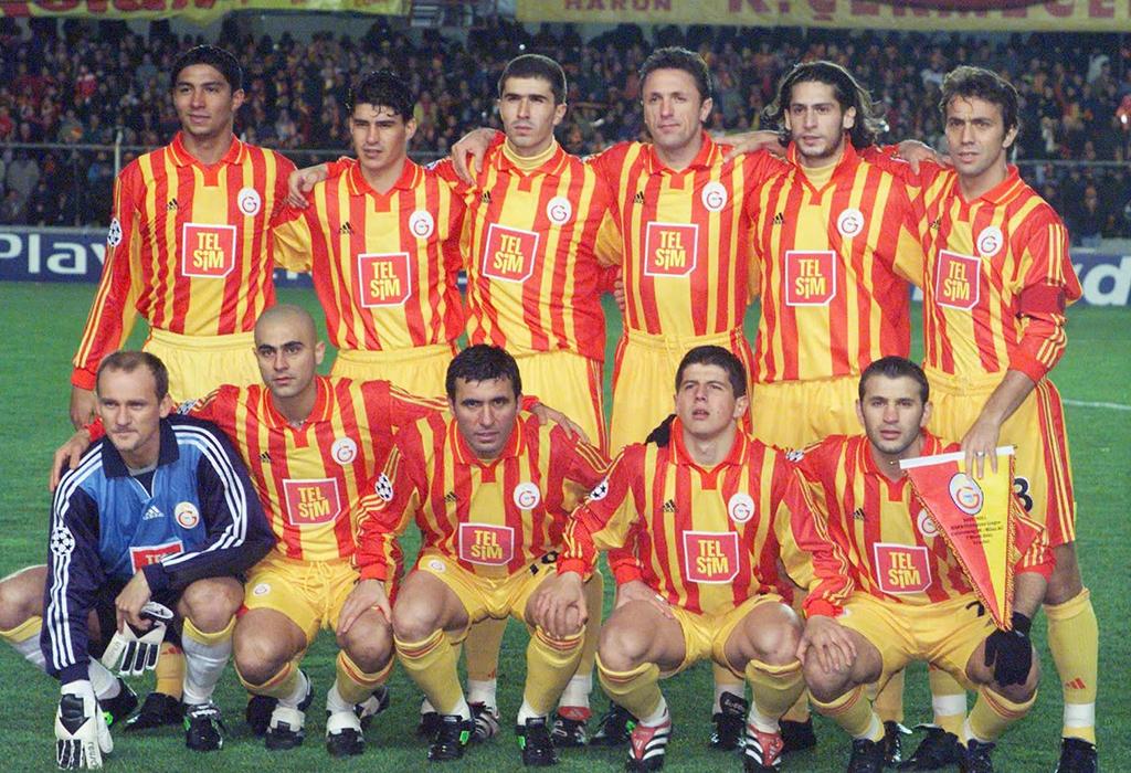 galatasaray 2000
