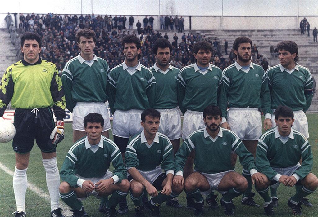 Ayaktakiler Oturanlar Konyaspor 1989 1990