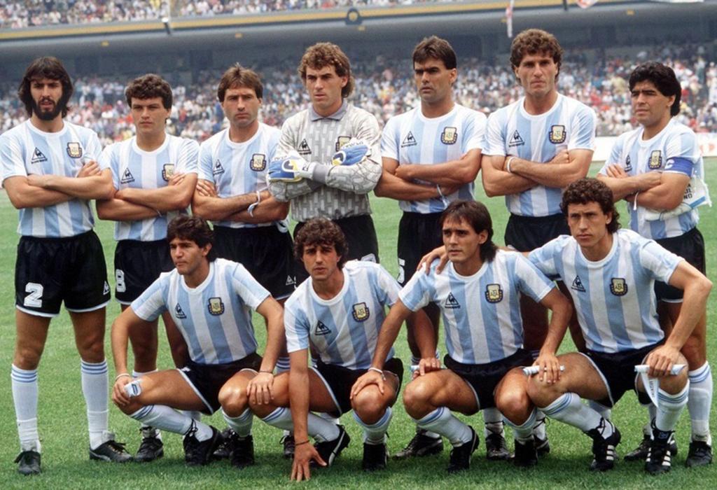 Arjantin 1986