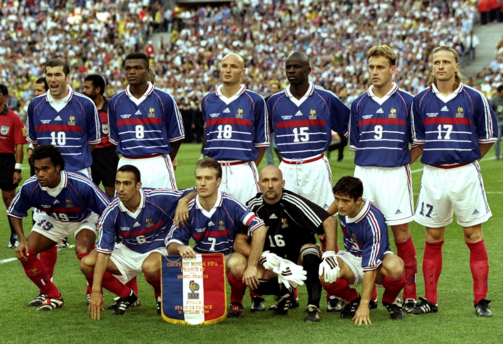 Fransa_1998
